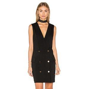 MINKPINK NWT Black Blazer Dress